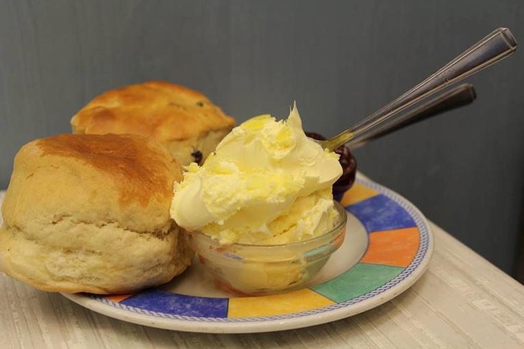 Our Famous Cream Teas